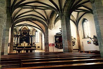 Kirchenreinigung